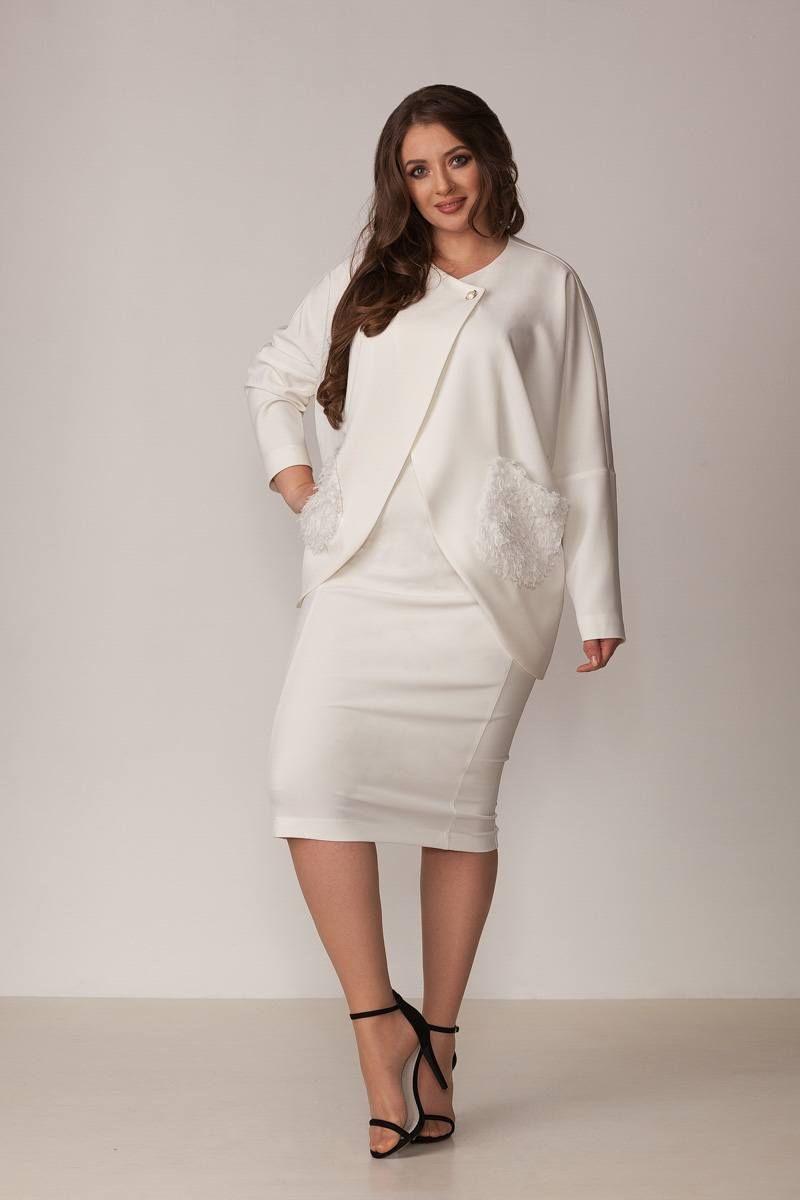 жакет,  юбка Rosheli 981