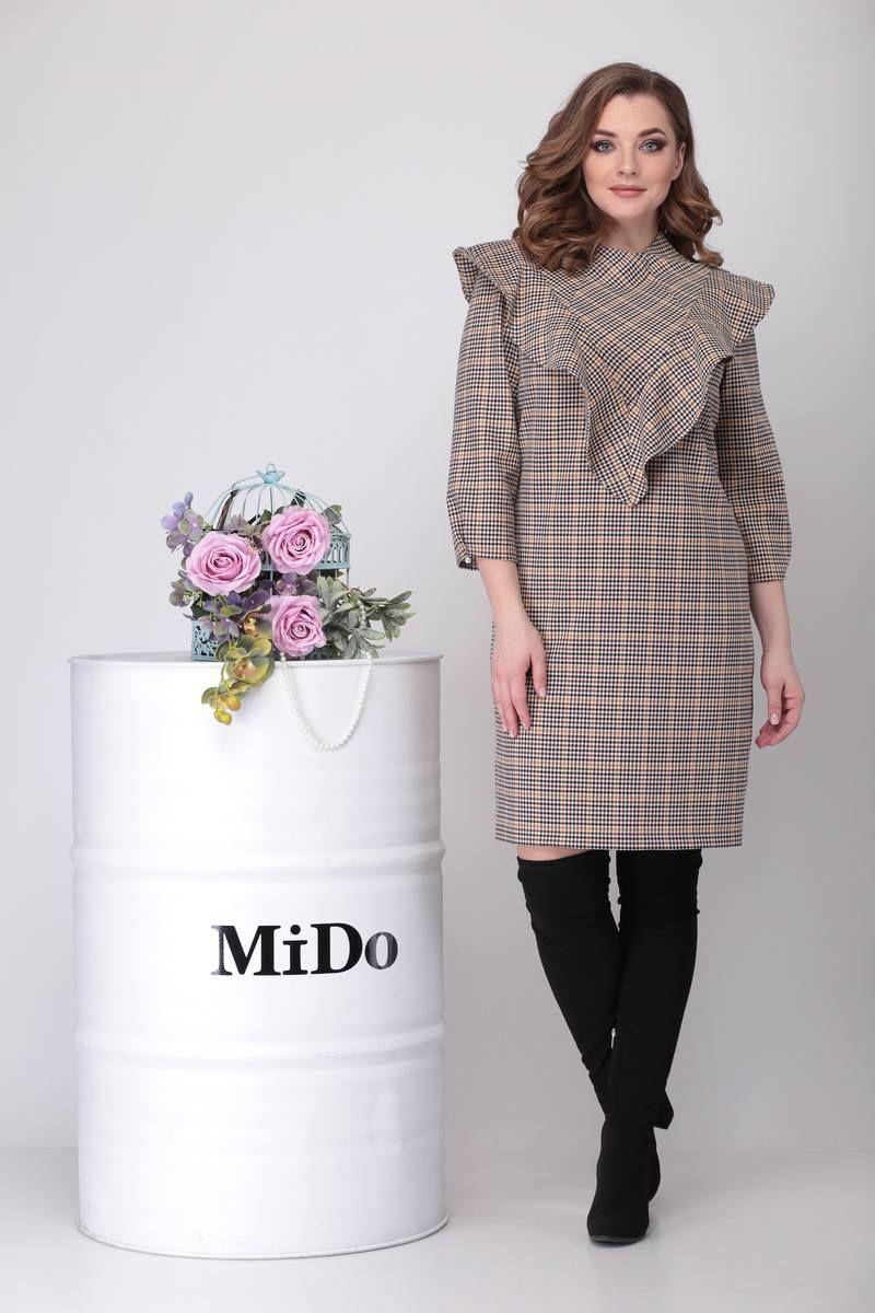 платье Mido М48