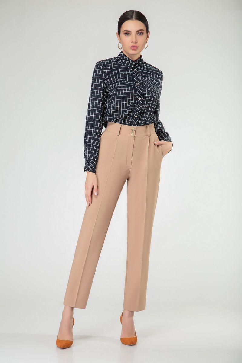 брюки Nivard 1127 песочный