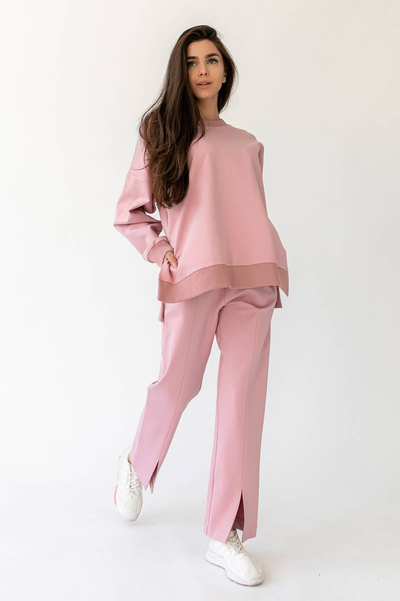 брюки, худи La Stella malenki_m4_pink