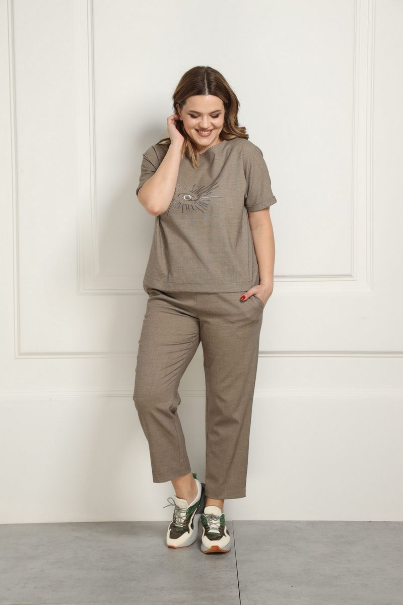 блуза AMORI 6349