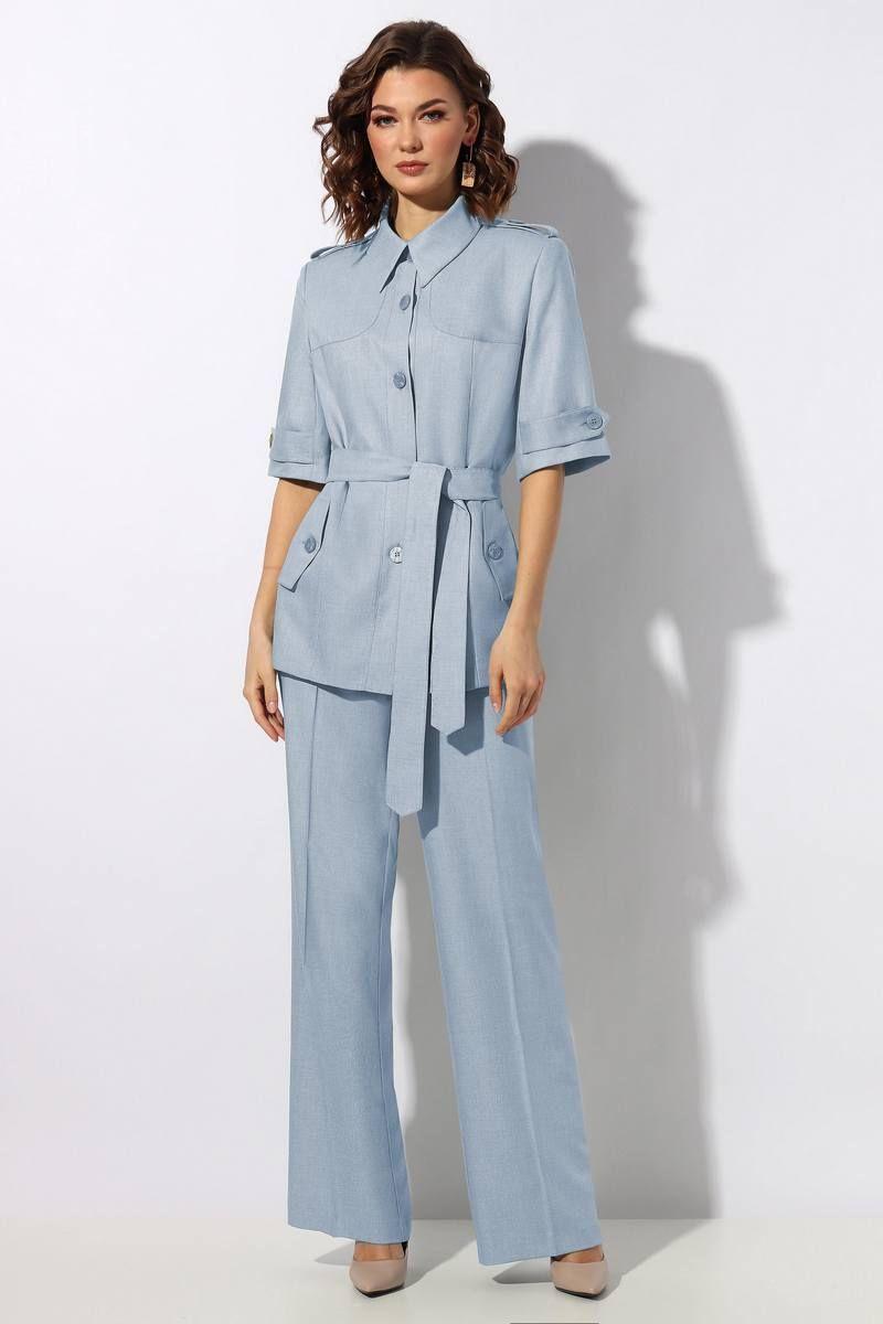 брюки,  жакет Mia-Moda 1228-2