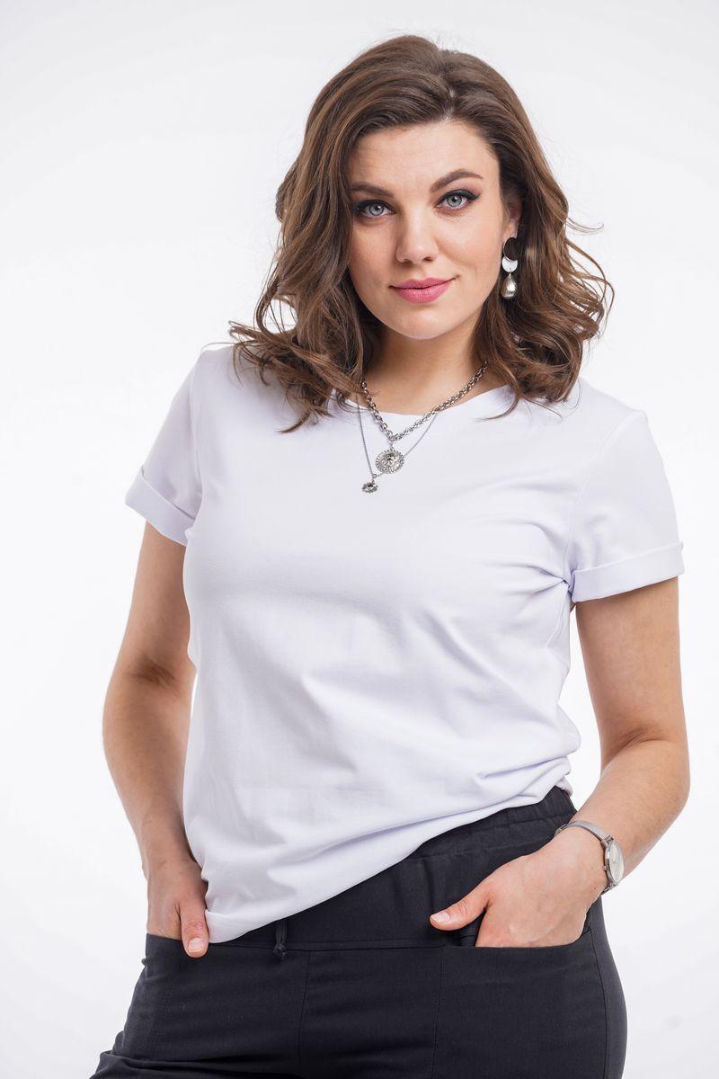 футболка GRATTO 2055 белый