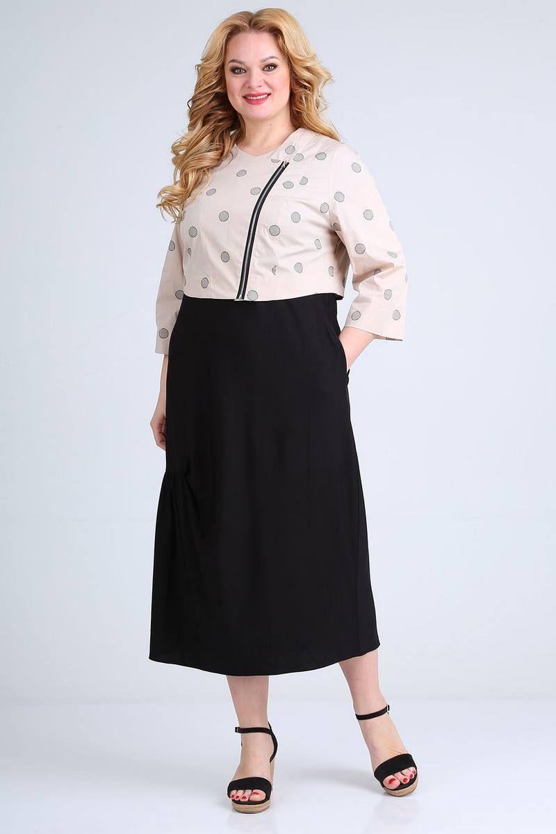 жакет,  платье Ollsy 5103 /1