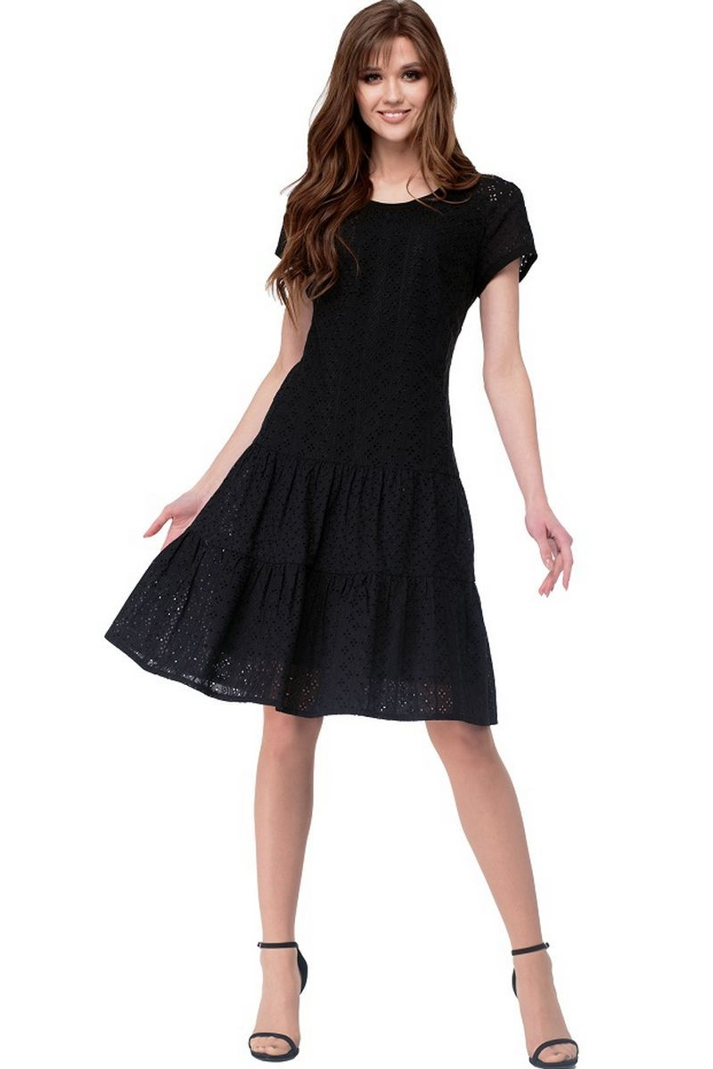платье AMORI 9524 черный