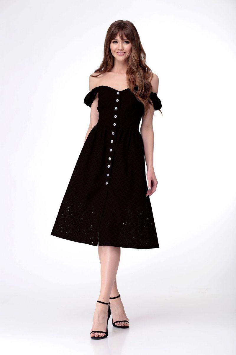платье AMORI 9530 черный