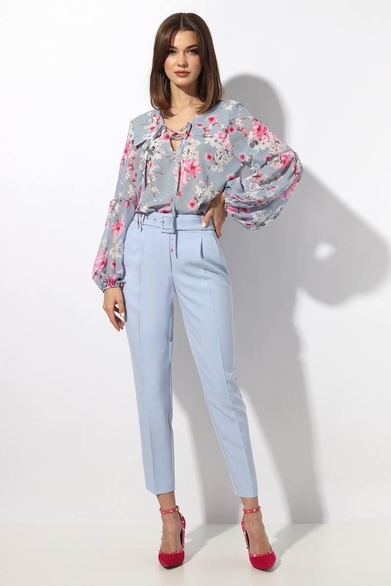 блуза,  брюки Mia-Moda 1245-1