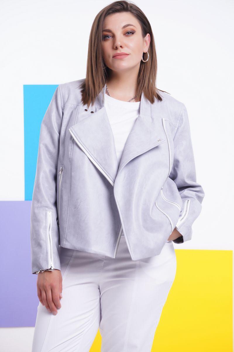 куртка GRATTO 7113 серый