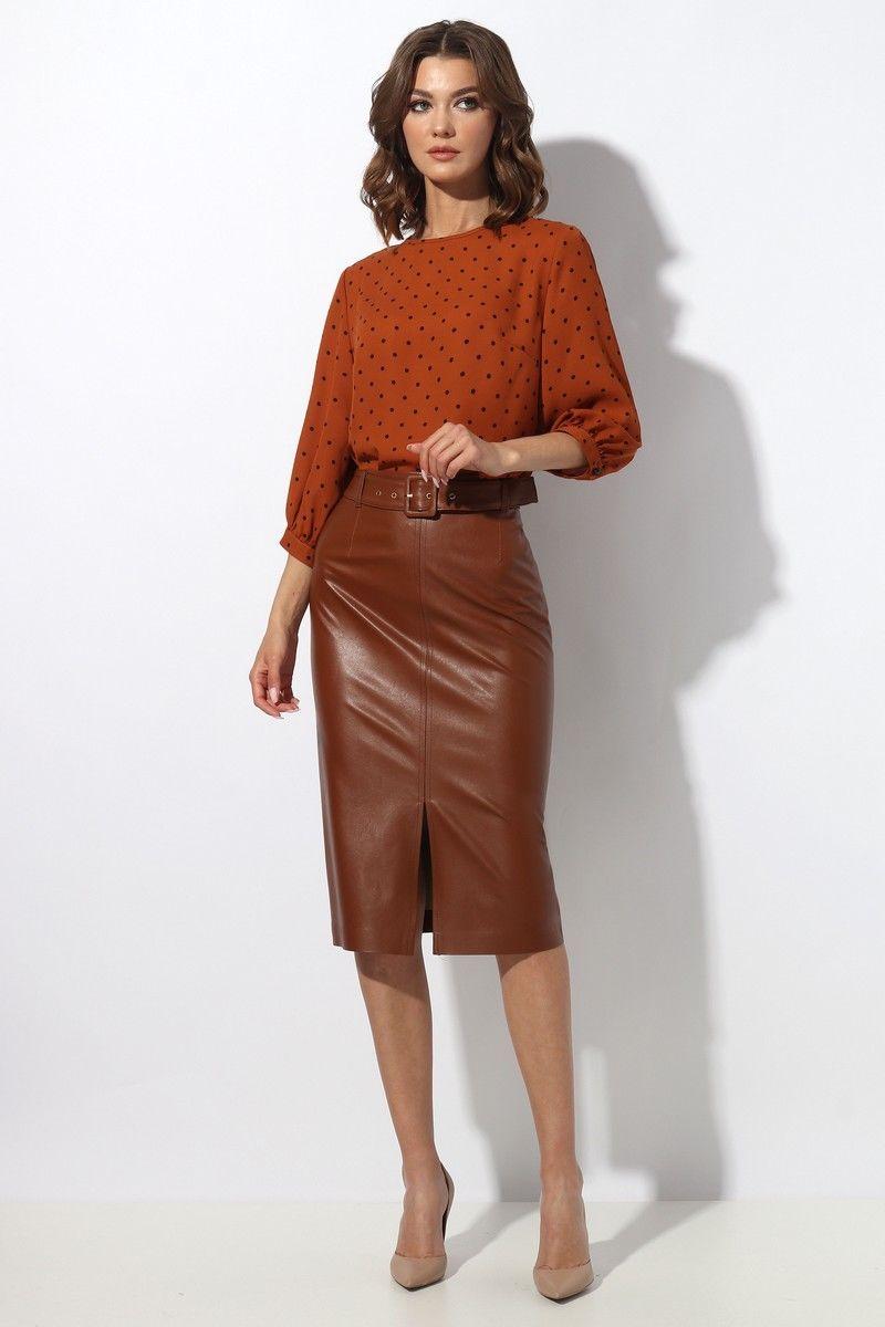 блуза,  юбка Mia-Moda 1210-10