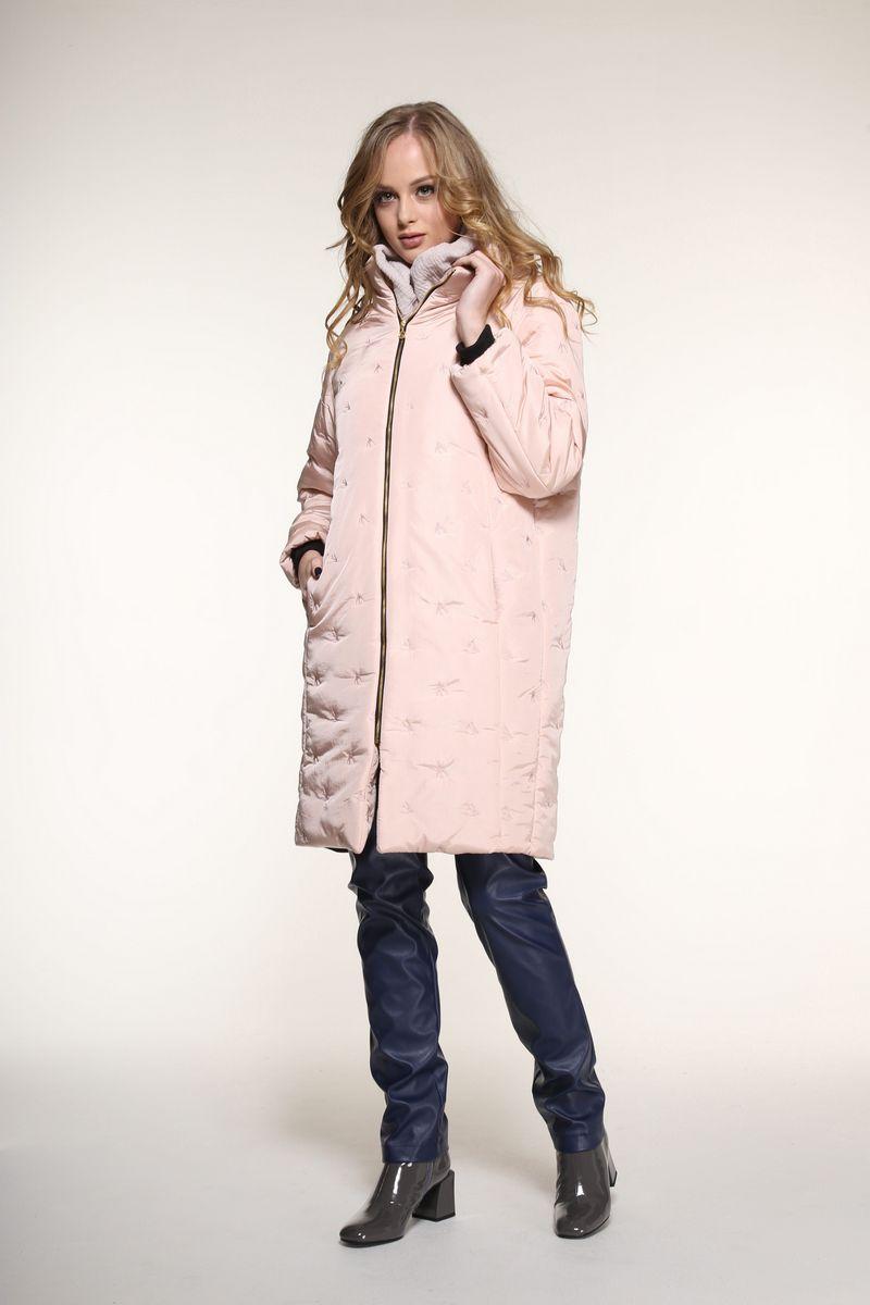 куртка AMORI 2075 розовый