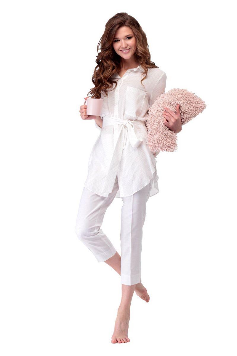блуза AMORI 6356 белый