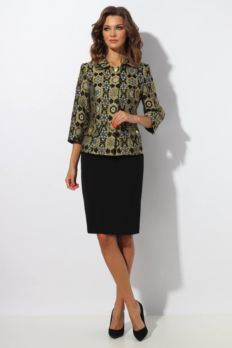 жакет,  юбка Mia-Moda 1265-2