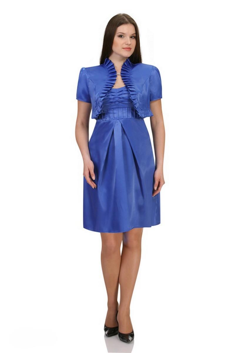 накидка,  платье Classic Moda 268