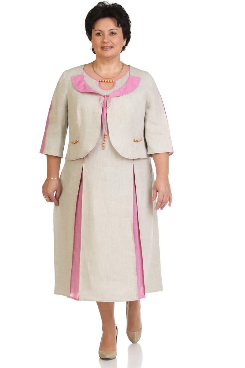 жакет,  платье Classic Moda 274
