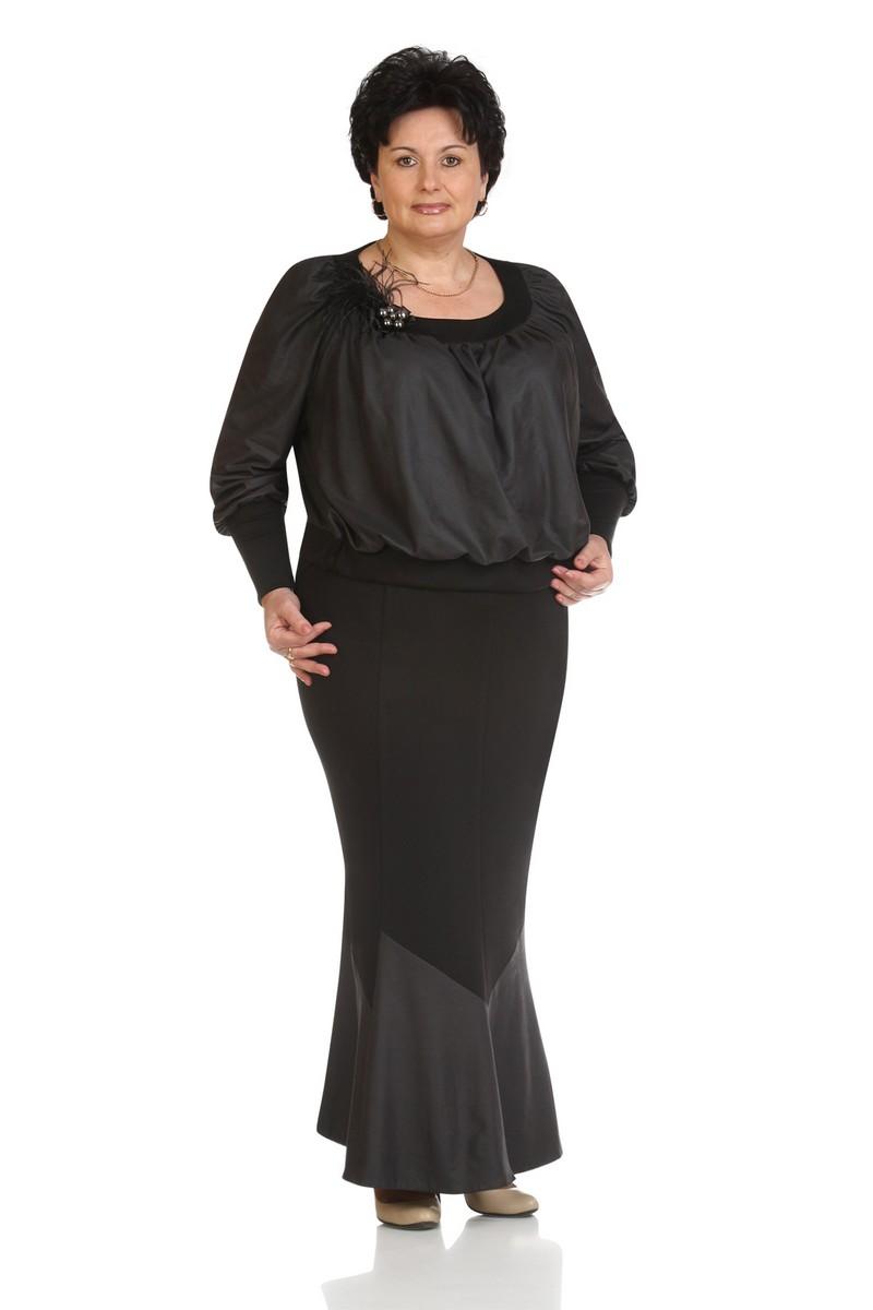 блуза,  юбка Classic Moda 368