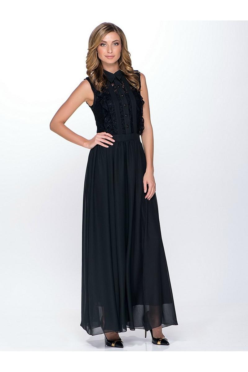 платье AMORI 9090 черный