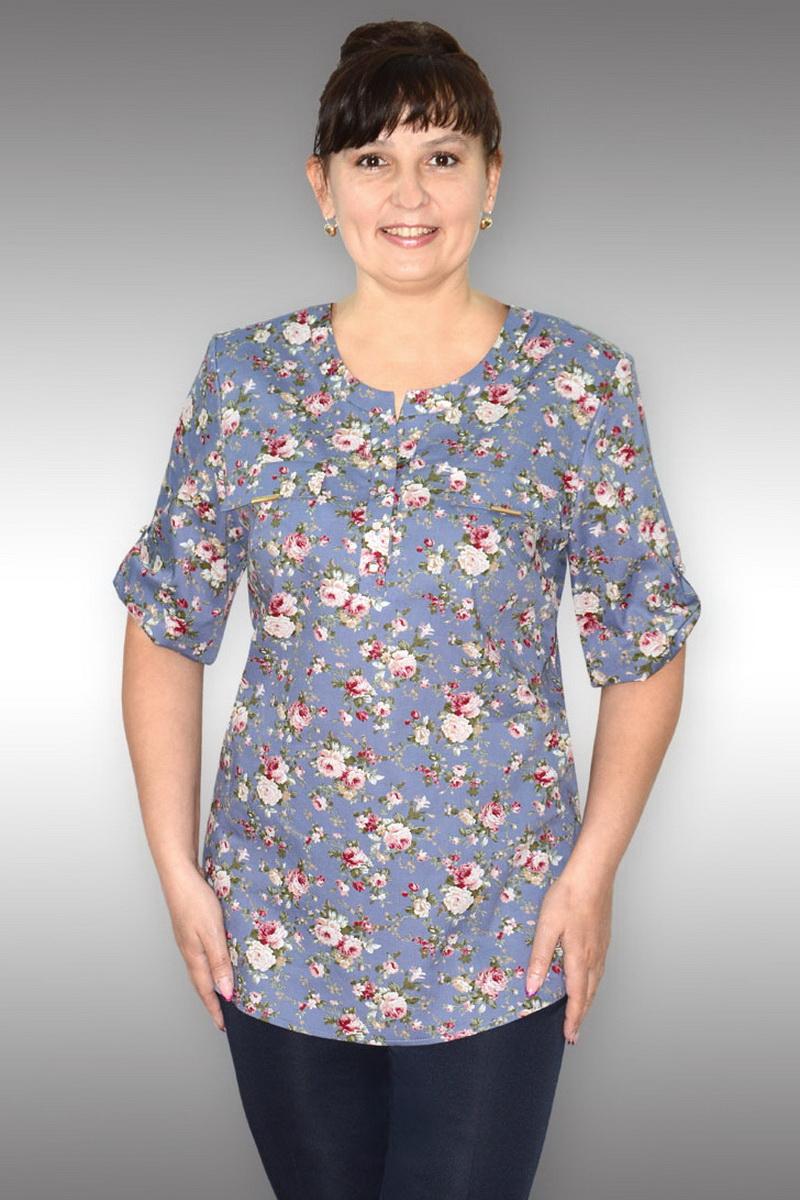 блуза Таир-Гранд 62178-1 джинс