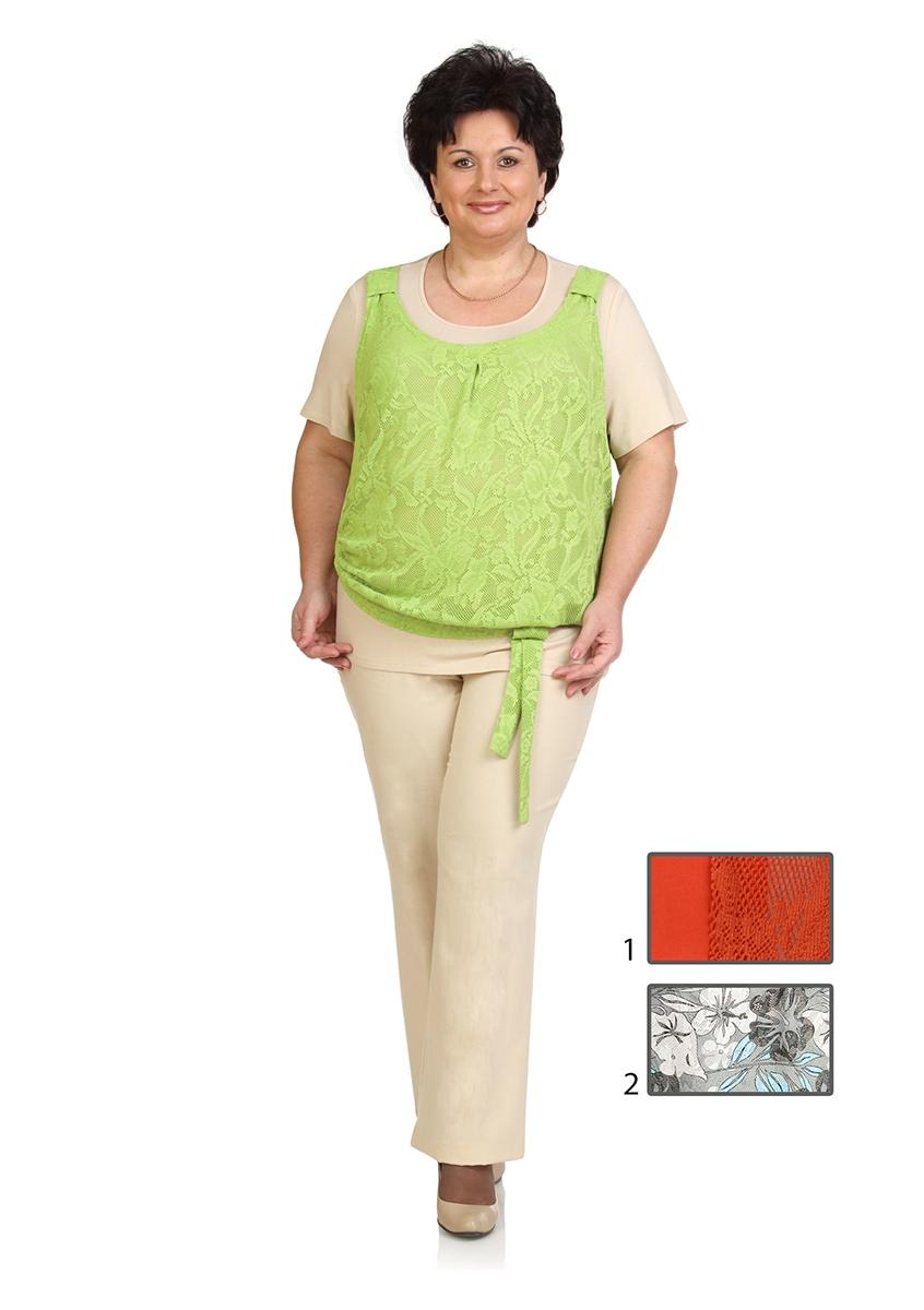 блуза,  брюки Classic Moda 071