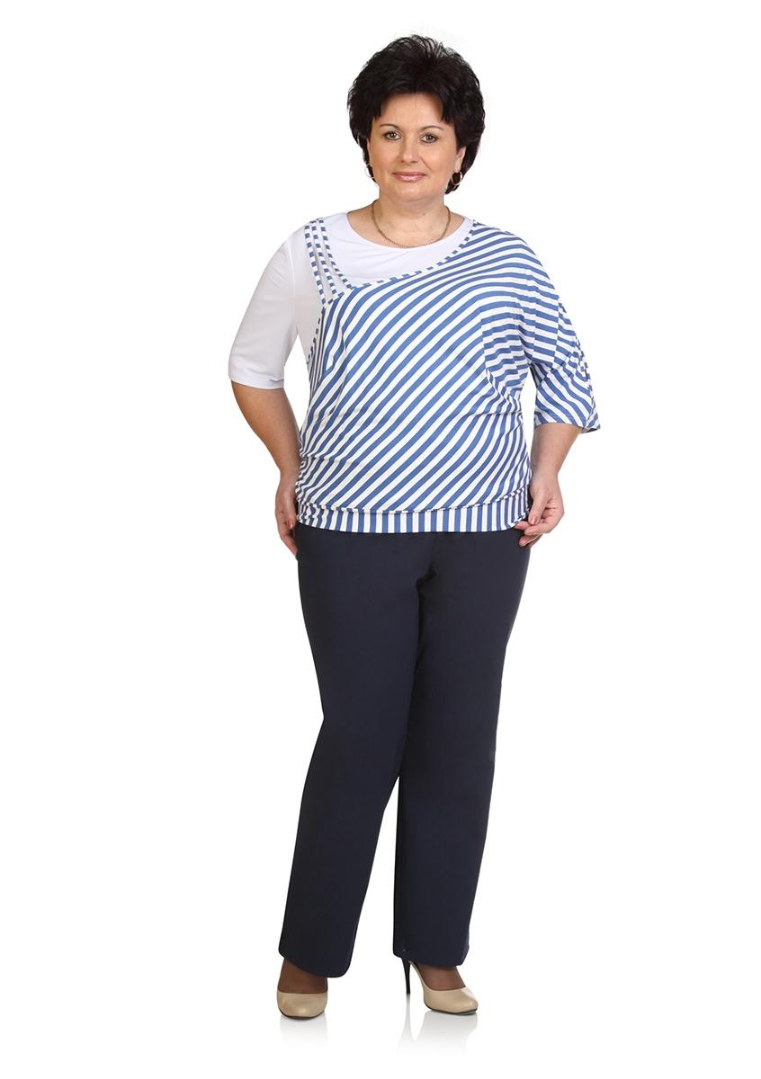 блуза,  брюки Classic Moda 313