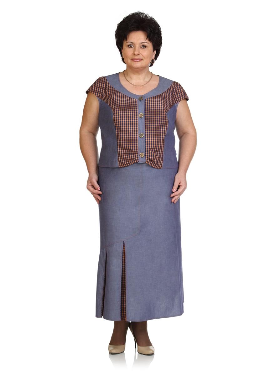 жакет,  юбка Classic Moda 369