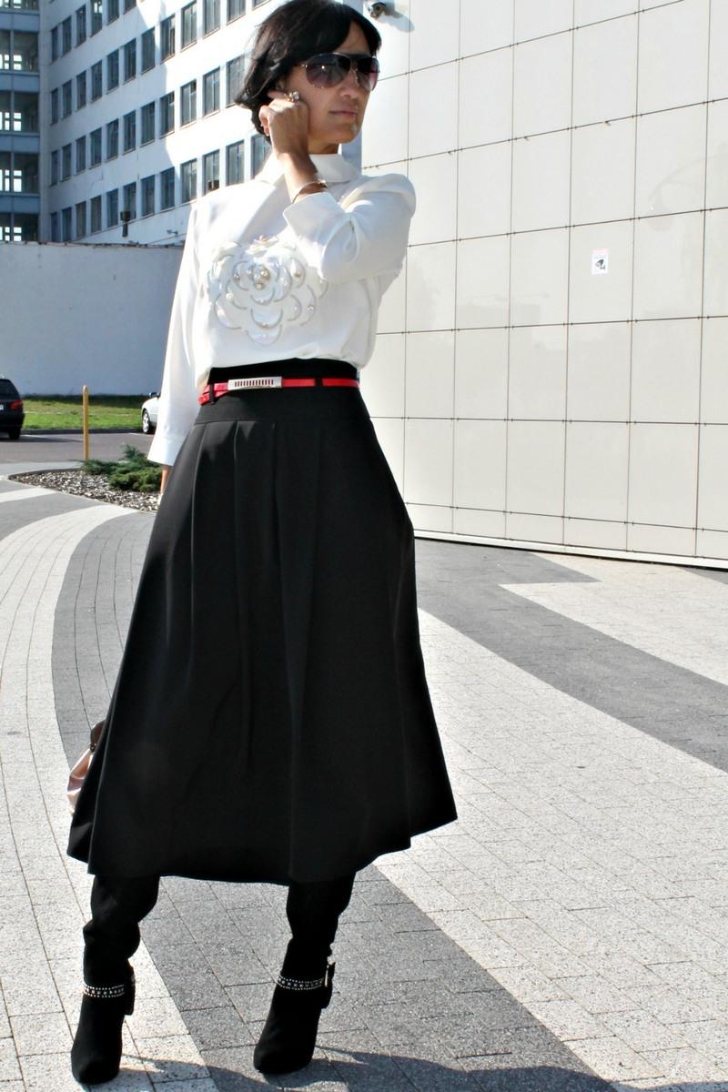 юбка AMORI 3001А черный