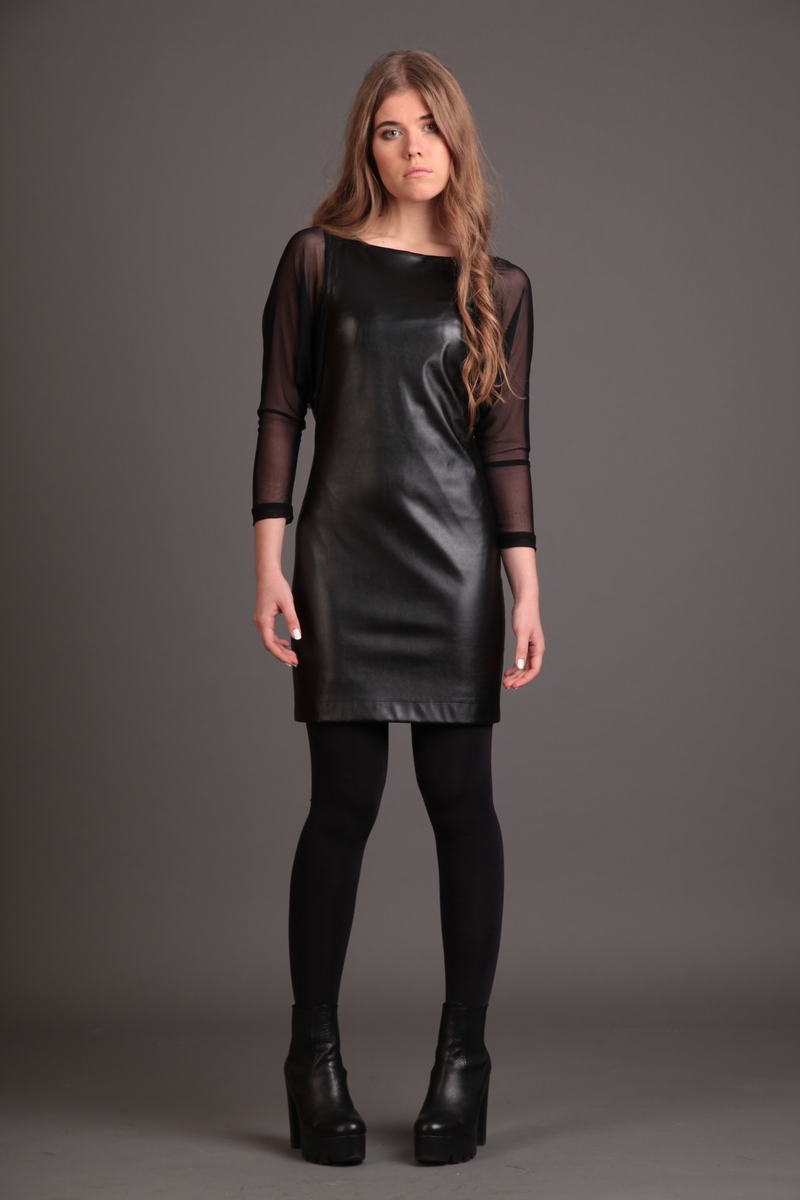 платье AMORI 9140 черный